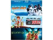 WAR BR365693 Happy Feet & Ant Bully & Scooby-Doo 9SIV06W6J72880