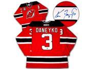 Autograph Authentic DANK135000 Ken Daneyko New Jersey Devils Signed 1995 Stanley Cup Retro CCM Hockey Jersey 9SIV06W6J70184