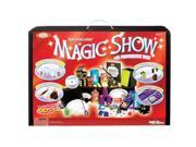 POOF Slinky TPOO-02 100-Trick Spectacular Magic Show Suitcase with DVD 9SIV06W6J48444