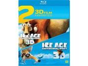 FOX BR2306887 Ice Age 3 & Ice Age 4 Double Feature 9SIV06W6J56874