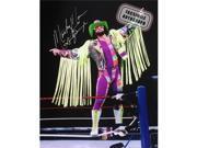 Autograph Authentic AAFAW31417 Facasimile Autographed Randy Macho Man Savage Photo - WWE 9SIA00Y6J01405