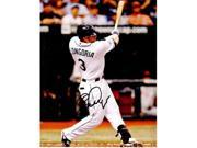 Real Deal Memorabilia ELongoria8x10-6 Evan Longoria Signed - Autographed Tampa Bay Rays 8 x 10 in. Photo - Guaranteed to Pass PSA or JSA 9SIV06W6J39870