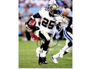 Real Deal Memorabilia ReggieBush8x10-1 Reggie Bush Signed - Autographed New Orleans Saints 8 x 10 in. Photo - Guaranteed to Pass PSA or JSA - Super Bowl XLIV Ch 9SIV06W6J54829