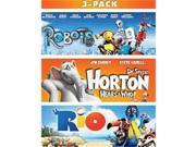 FOX BR2289252 Robots&Horton Hears a Who&Rio 9SIV06W6J58245