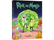 TRN DT437356D Rick & Morty - The Complete First Season 9SIV06W6J27911