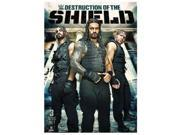 WWE D540122D WWE - The Destruction of the Shield 9SIV06W6J43215