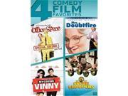 FOX D2298809D Office Space, Mrs. Doubtfire, My Cousin Vinny & Super Troopers 9SIV06W6J40508