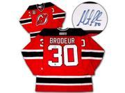Autograph Authentic BROM135000 Martin Broduer New Jersey Devils Signed 1995 Stanley Cup Retro CCM Hockey Jersey 9SIV06W6J25477