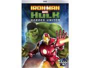 DIS D119350D Iron Man & Hulk - Heroes United 9SIV06W6J57151