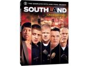 WAR D406693D Southland - the Complete Fifth & Final Season 9SIV06W6J42647