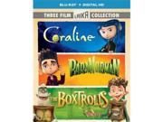 MCA BR61166229 Boxtrolls, Paranorman & Coraline Triple Feature 9SIV06W6J28400