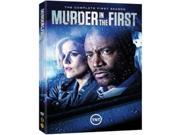 TRN DT539280D Murder In The First - Complete First Season 9SIV06W6J26151