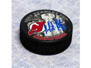 Autograph Authentic BROM135053 Martin Brodeur New Jersey Devils Autographed 2003 Stanley Cup Puck 9SIV06W7UH9523