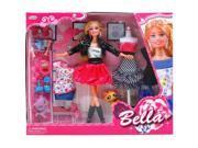 DDI 2280731 11.5 in. Bella Series Doll Collection, Case of 12 9SIA00Y6MA1464