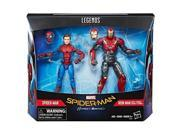 Hasbro HSBC3501 Spiderman Legends Movie Fig, Pack of 2 9SIA00Y6MA1571