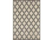 Art Carpet 24576 2 x 4 ft. Milan Collection Hopscotch Woven Area Rug, Gray 9SIV06W6NF3242