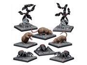 Mantic Entertainment MGCDS27 Dungeon SagaDungeon Critters Miniature Games 9SIV06W6NH6010