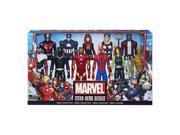 Hasbro HSBC3832 12 in. Marvel Titan Hero Series Mega Collection Set 9SIV06W6NH0910