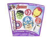 The Avengers 30361420 Marvel Avengers Kinetic Foam Character Pack 9SIV06W6PM1499