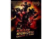 Allied Vaughn AVM BRLS15552 Killer Robots DVD - Blu-Ray 9SIV06W6PJ9286