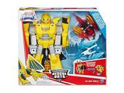 Hasbro HSBC1122 Playskool Heroes Transformers Rescue Bots Knight Watch Bumblebee Toys 9SIA00Y6PG3108