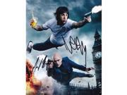 Sign Here Autographs 15737 The Brothers Grimsby in-Person Autographed Cast Photo 9SIV06W6PH6280