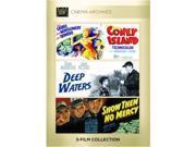 Twentieth Century Fox Film 024543027829 Cesar Romero Set - Coney Island 1943, Deep Waters 1948 & Show Them No Mercy 1935 DVD 9SIV06W6R77199
