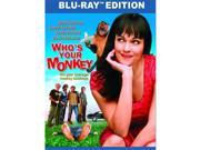 Screen Media 885444868481 Whos Your Monkey Blu-ray Color DVD 9SIV06W6R77328