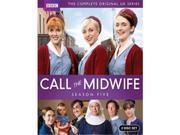 Warner Home Video WAR BRE592025 Call The Midwife Season Five DVD - Blu-Ray 9SIV06W6X26586