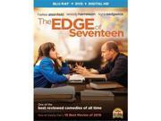 Universal Studios MCA BR64182050 Edge of Seventeen - Blu Ray & DVD with Digital HD 9SIV06W6X26632