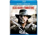 Universal Studios MCA BR63187253 Dead Again in Tombstone Blu Ray with Digital HD 9SIV06W6X28480