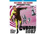 Kino International KIC BRK21338 Cyborg 2087 Blu-Ray, 1966 & Widescreen 1.85 9SIV06W6X28587