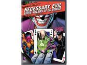 WAR D373050D Necessary Evil - Super-Villains Of Dc Comics 9SIV06W6X23311