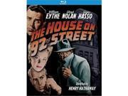 Kino International KIC BRK20656 House on 92nd Street Blu-Ray, 1945, Black & White & FF 1.33 9SIV06W6X17347