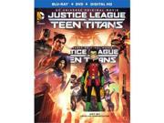 Warner Home Video WAR BR590340 Justice League vs. Teen Titans DVD - Blu-Ray 9SIV06W6X26630