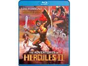 Alliance Entertainment CIN BRSF17865 The Adventures of Hercules II DVD - Blu Ray 9SIV06W6X11485