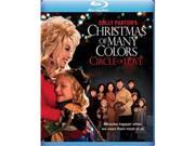 Warner Bros WRC BR636209 Dolly Partons Christmas of Many Colors - Circle of Love Blu-Ray, Non-Returnable, Parton, Nettles, 2016 9SIV06W6X23827