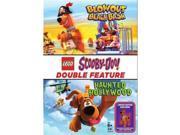 Warner Home Video WAR D693243D LEGO Scooby-Doo Haunted Hollywood & Blowout Beach Bash DVD 9SIV06W6X17546