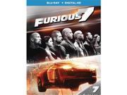 Universal Studios MCA BR61184711 Furious 7 DVD - Blu Ray 9SIV06W6X16712
