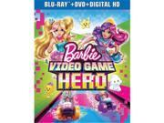 Universal Studios MCA BR63179089 Barbie-Video Game Hero - Blu Ray & DVD with Digital HD 9SIV06W6X16869