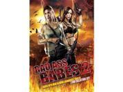 Music Video Dist MVD DWWMM373D Bad Ass Babes 2 DVD 9SIV06W6X28355