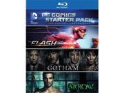 Warner Home Video WAR BR578698 DC Comics Starter Pack Flash Arrow & Gotham Season 1 DVD - Blu-Ray 9SIV06W6X16609