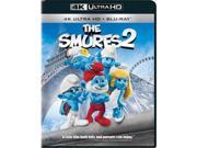 Sony Pictures Home Entertainment COL BR47044 Smurfs 2 Color Blu Ray with 4K-Ultra HD Mastered Ultraviolet 9SIV06W6X28124