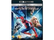 Sony Pictures Home Entertainment COL BR47040 Amazing Spiderman 2 Color Blu Ray with 4K-Ultra HD Mast Ultraviolet Dol Dig 5.1 2 Disc 9SIV06W6X28141