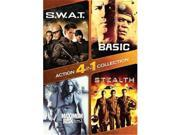 DOS DMV53902D 4-In-1 Action Collection - S.W.A.T., Basic 9SIV06W6X28033
