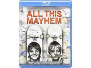 Music Video Dist MVD BRFB2179 All This Mayhem Blu-Ray 9SIV06W6X23606