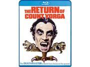 Alliance Entertainment CIN BRSF16280 The Return of Count Yorga DVD - Blu Ray 9SIV06W6X16818