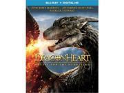 Universal Studios MCA BR63187255 Dragonheart-Battle for The Heartfire Blu Ray with Digital HD 9SIV06W6X28689