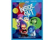 Buena Vista Home Video DIS BR127675 Inside Out DVD - Blu-Ray 9SIV06W6X27215