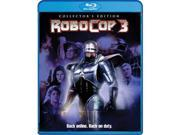 Alliance Entertainment CIN BRSF17401 RoboCop 3 DVD - Blu Ray 9SIV06W6X16545